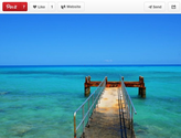 Pinterest Place Pins - Your Inspiration for Your Next Destination! @wonderoftech