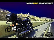 "Motorcycle Ride Adventure's ""Glimpse of Rajasthan"""