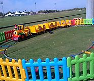 Hire Organizer for Kid's Train Activity on Special Occasion