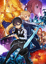 Sword art online season 3