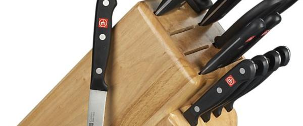 Headline for Best Knife Set Reviews 2013