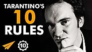 Quentin Tarantino's Top 10 Rules For Success