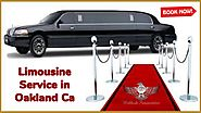 Reliable Limousine Service in Oakland CA