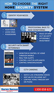 How to Choose the Right Home Security System?