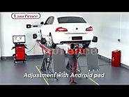 Lawrence Auto Machinery: Buy Four Wheel Alignment Machine At Amazing Rates!