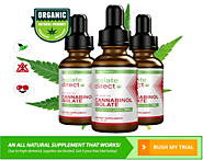 Isolate Direct CBD Oil Review - Certified Premium CBD Oil - BellFeed
