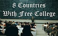 8 Countries That Offer Free College - BellFeed