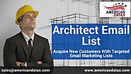 Architect Email List | Engineers and Architects Mailing List