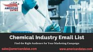 Chemical Industry Email List
