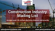 Construction Mailing List