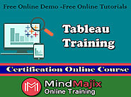 Visit Here for Online Tableau Training by Experts