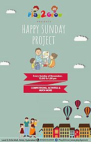 Happy Sunday Project,Other event in Hyderabad | Eventshelf