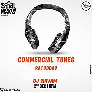 Commercial Tunes with Dj Shivam,Music event in Hyderabad | Eventshelf