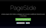 PageSlide: a jQuery plugin which slides a webpage over to reveal an additional interaction pane