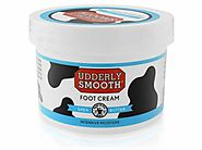 Buy UDDERLY SMOOTH FOOT CREAM