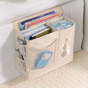 Amazon.com - Gearbox Bedside Caddy Color: Flax - Storage And Organization Products