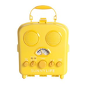 Amazon.com: Beachsounds Portable Speaker (Yellow): Electronics