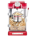 Amazon.com: Great Northern Popcorn 2-1/2-Ounce Red Tabletop Retro Style Compact Popcorn Popper Machine with Removable...
