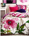 Amazon.com - Teen Vogue Bedding, Flora and Fauna 2PC Twin Comforter Set -