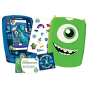 LeapFrog LeapPad2 Disney/Pixar Monsters University Varsity Edition Bundle, Green