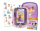 LeapFrog LeapPad2 Explorer Disney Princess Bundle Plus Minnie's Bow-tique Game