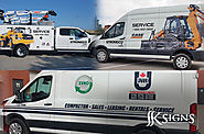 Make an Impact with Vehicle Wraps in Toronto