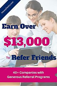 40 Companies That Pay You for Referring Your Friends: Earn Over $13,000! - MoneyPantry