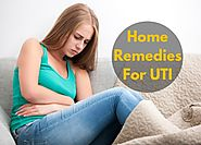 10 Simple Home Remedies For UTI [Urinary Tract Infection]