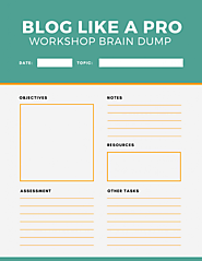 How to Make Your Own Worksheets with Canva for Work (Video Tutorial)