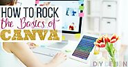 Simple Graphic Design | How to Rock the Basics of Creating With Canva