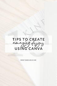 My Favorite Canva Tips and Tricks for Better Graphic Design