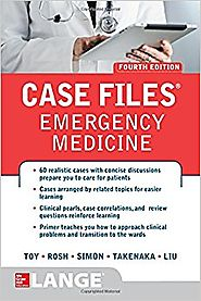 Case Files Emergency Medicine, Fourth Edition: 9781259640827: Medicine & Health Science Books @ Amazon.com