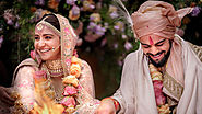 Anushka Sharma & Virat Kohli's Wedding Pictures From Tuscany, Italy | Vogue India