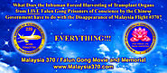 Missing Airplane | Chinese Persecution | MH370