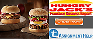 Hungry Jacks Franchise Business Report