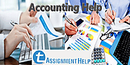 Accounting Assignment Help – Assistance from Accounting Experts