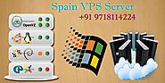 Best Server Hosting Packages Company in Spain