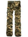 Match Women's Camo Cargo Sports Outdoors Military