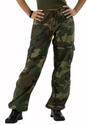 Women's Vintage Paratrooper Fatigues
