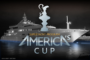 America's Cup Super Yacht Program / America's Cup