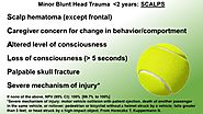 Blunt Head Trauma | Pediatric Emergency Playbook