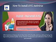 How to Install Avg Antivirus by Antiviruscs
