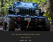 5th Annual Ozark Adventure