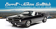 The 47th Annual Barrett-Jackson Scottsdale