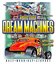 Pacific Coast Dream Machines