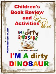 The Book Chook: Children's Book Review and Activities, I'm a Dirty Dinosaur