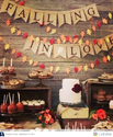 Fall Wedding Tablescape Idea