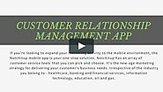 Notchitup Customer Management Software Highlight and Features