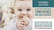 Case Reports on Pediatrics | Call for abstracts | May 28-29, 2018 | London