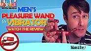 Men's Pleasure Wand Vibrator | Male Prostate Stimulator and Anal Toys